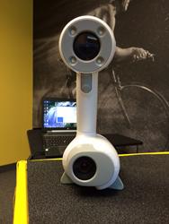 OMEGA® Scanner 3D - the latest in scanner technology for custom fitting of prosthetics