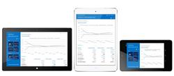 Dynamics NAV 2015 tablet client screenshots