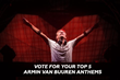 Armin van Buuren Announces 'Top Armin Anthems' Voting