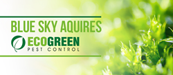 ecogreen pest control is now blue sky perst control