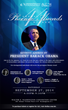 POTUS to Deliver Keynote at 2014 CBCF Phoenix Awards Dinner