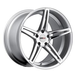 Corvette Wheels by Cray - Brickyard in Silver