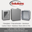 Save 5% on Top Brand Electrical Enclosures from Solutions Direct