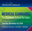 United Patients Group to Host Seminar: 'Medical Cannabis: The Science...