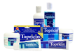 The Topricin line of natural pain relief and healing cream formulas are patented for the topical treatment of pain associated with neuropathy and fibromyalgia
