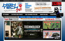 Hitechpet.com Features 'Biting Edge' Pet Technology