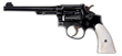 Former First Lady Eleanor Roosevelt's Smith & Wesson Outdoorsman Revolver