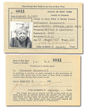Former First Lady Eleanor Roosevelt's License To Carry A Pistol