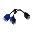 High Quality 1 To 2 VGA Cables Just Introduced By China Electronics...