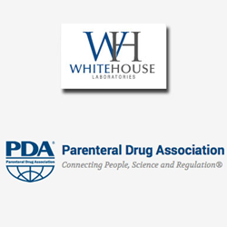 Whitehouse Labs and Parenteral Drug Association (PDA)