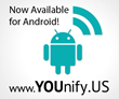YOUnify for Android is Now Available in the Google Play Store