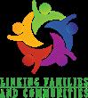 Linking Families Logo