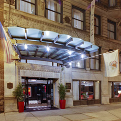Chicago Hotel, Hotel Blake, Accommodations in Chicago