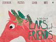 Cover of Lars and Friends. A children book app by Carla Susanto.
