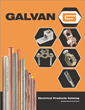 Galvan Electrical's New 2014 Full-Color Catalog Features Latest Product Info Plus NEC, NESC and RUS Specs