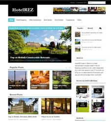 HotelREZ Travel blog