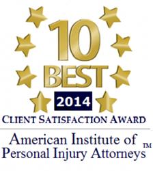 10 Best under 40 Injury Attorneys - Michael Saile