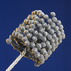 Flex-Hone® Tools Have Abrasive Globules