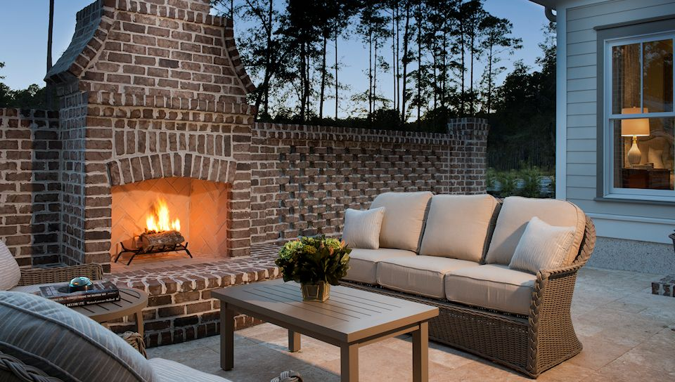 2014 Southern Living Inspired Idea Home Tour Through