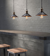 Metaborite Ceiling Lamp 98270 From Zuo Modern