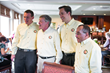 Smooth Transition provided barbershop singing at the Premier/NSSA event. (Cappa Brown Photography)
