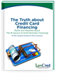 The Truth About Credit Card Financing, LenCred, The Small Business...