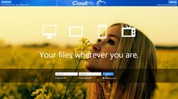 CloudMe.com new responsive web site