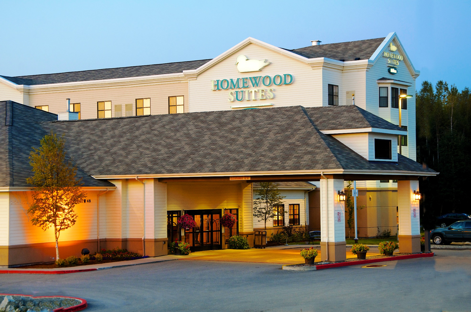 Stonebridge Companies Homewood Suites By Hilton Anchorage