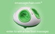 Emassagechair.com is Celebrating Self-Improvement Month by Giving Away...