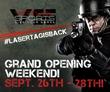 Grand Opening Weekend, 9/26-9/28