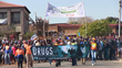 As part of this year's manhood ceremony, thousands of attendees learned the truth about drugs.