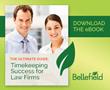 Bellefield Releases New eBook, The Ultimate Guide: Timekeeping Success...