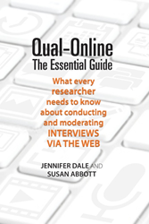 Qual-Online, the Essential Guide by Jennifer Dale and Susan Abbott