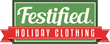 Festified Wants All to Celebrate National Ugly Christmas Sweater Day