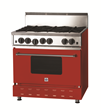 Warm Up a Home with Fall Colors from BlueStar® Appliances