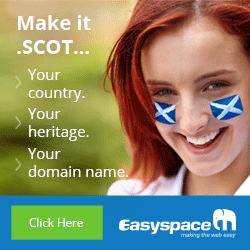 .Scot domain available from Easyspace