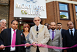 College Opening in Ilford Greater London