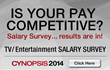 EXCLUSIVE: Cynopsis Media Announces the Results of Inaugural 2014 TV...