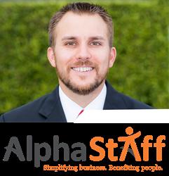 Jason Holbrook, Director of Client Implementation Services, AlphaStaff