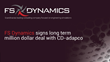 FS Dynamics Commits to CD-adapco Simulation Software Tools for Three More Years