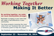 Grinnell Mutual Invites Submissions for Innovative, Collaborative Local Projects in Its Second Annual Working Together Making It Better Promotion