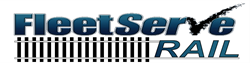 FleetServe Rail Logo