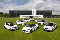 Peugeot New '64' Plates