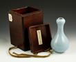 Qing Dynasty Garlic Head Vase