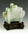 Chinese Jadeite Censer