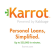 Kabbage Launches Karrot: Personal Loans Made Simple