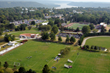 Capital improvements as a result of Hanover College's campaign include a new outdoor athletic complex.