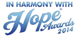 In Harmony with Hope Awards 2014
