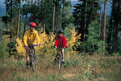 Winter Park-Colorado-Fall-Biking