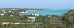 turks and caicos undeveloped land